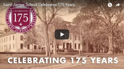 The Revd. Daniel R. Heischman, Executive Director of NAES, Reflects on Saint James' 175th Anniversary Video