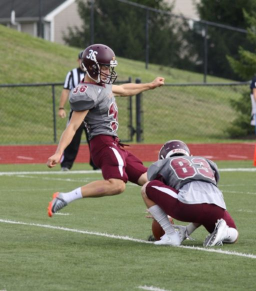 Ryan Abbott '14 Named PSAC Special Teams Player of the Week