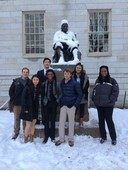 Six SJS Students Participate in 44th Annual Harvard Forensics Tournament