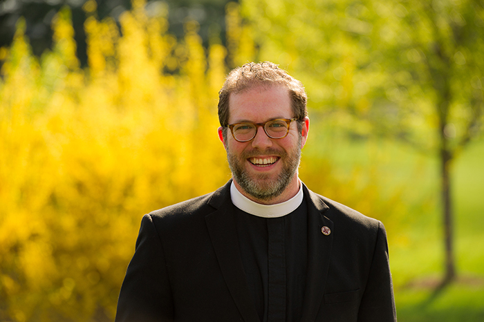 Father Keyes Earns Doctoral Degree from Boston College