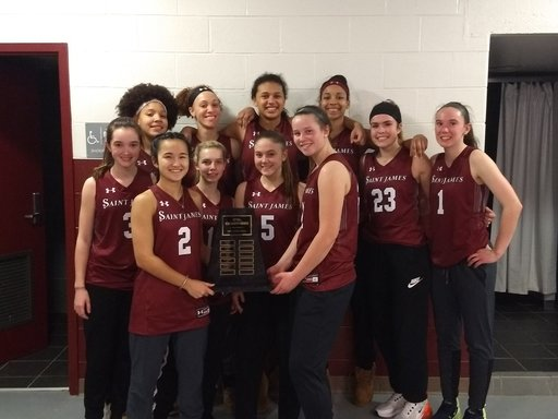 Girls' Varsity Basketball Wins IPSL Championship for Second Consecutive Year