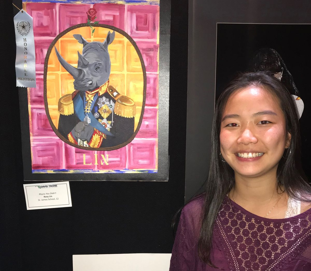 Several SJS Student-Artists Recognized in Art Competitions