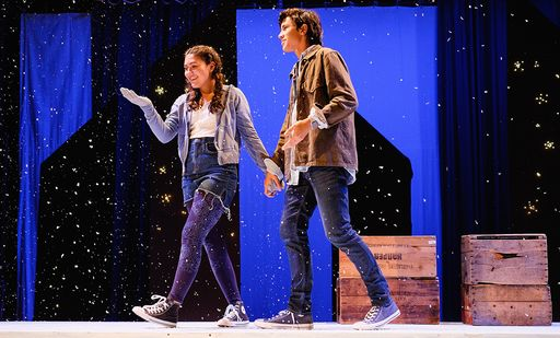 "Saint James School Theater Presents ""Almost, Maine"""