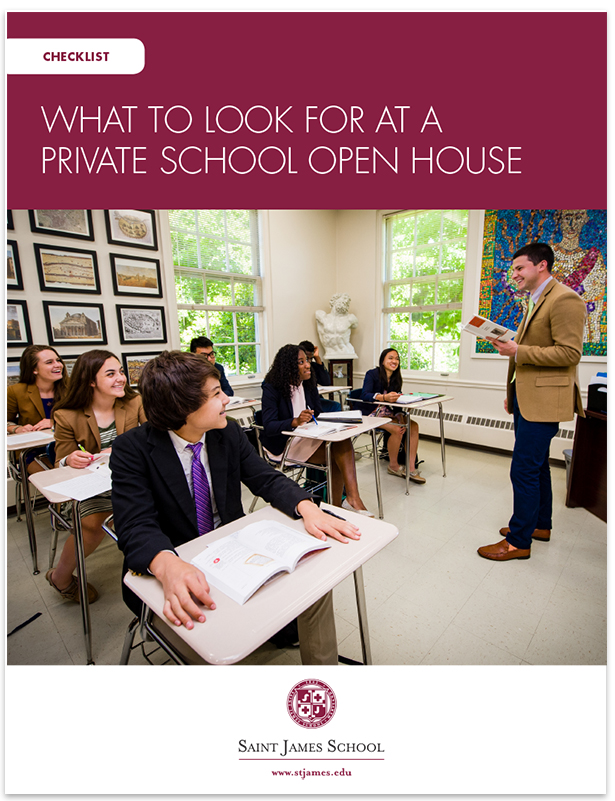 What to look for at a private school open house