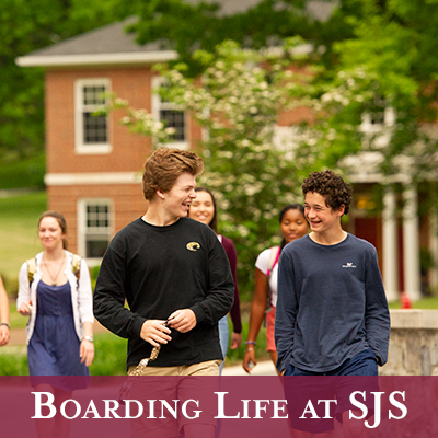 Boarding Life at Saint James School
