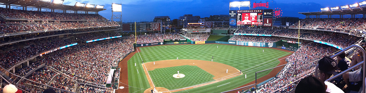 Alumni Night Out: Washington Nationals Game