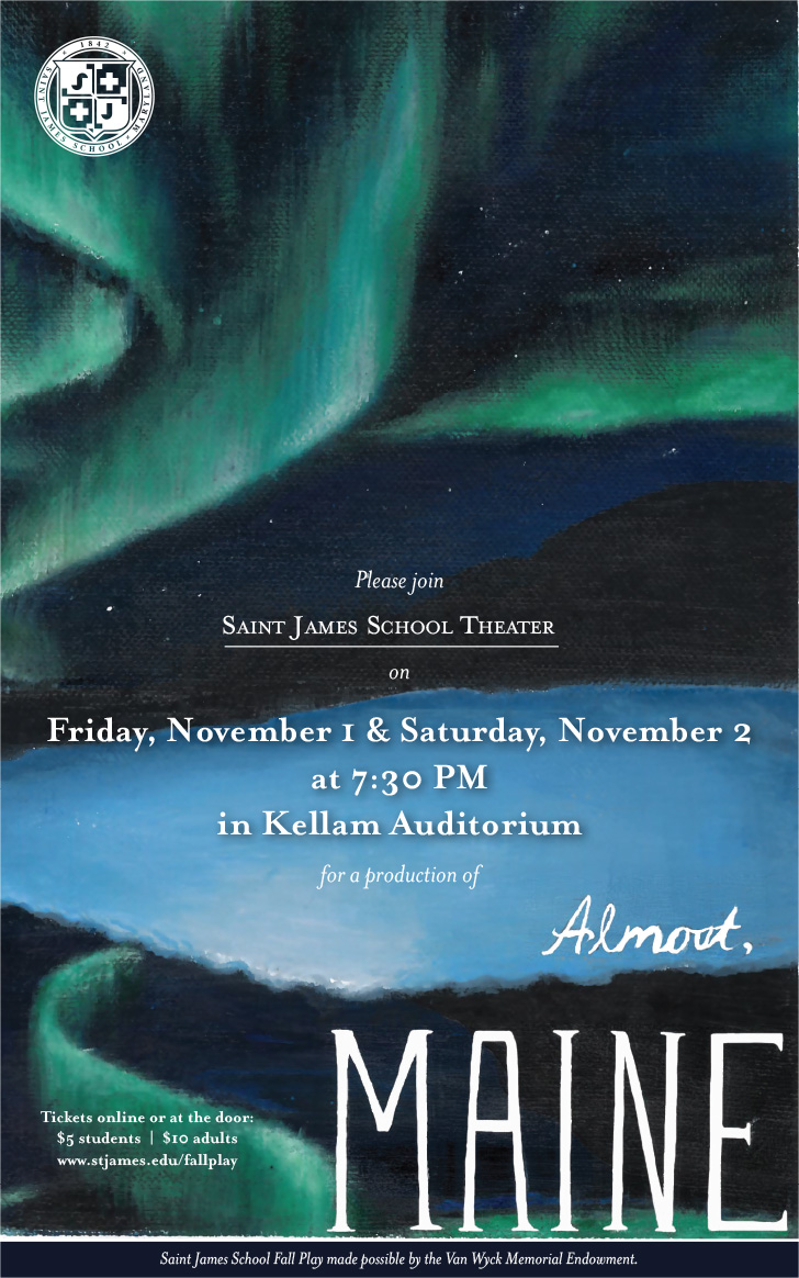 Saint James School Fall Play - Almost Maine