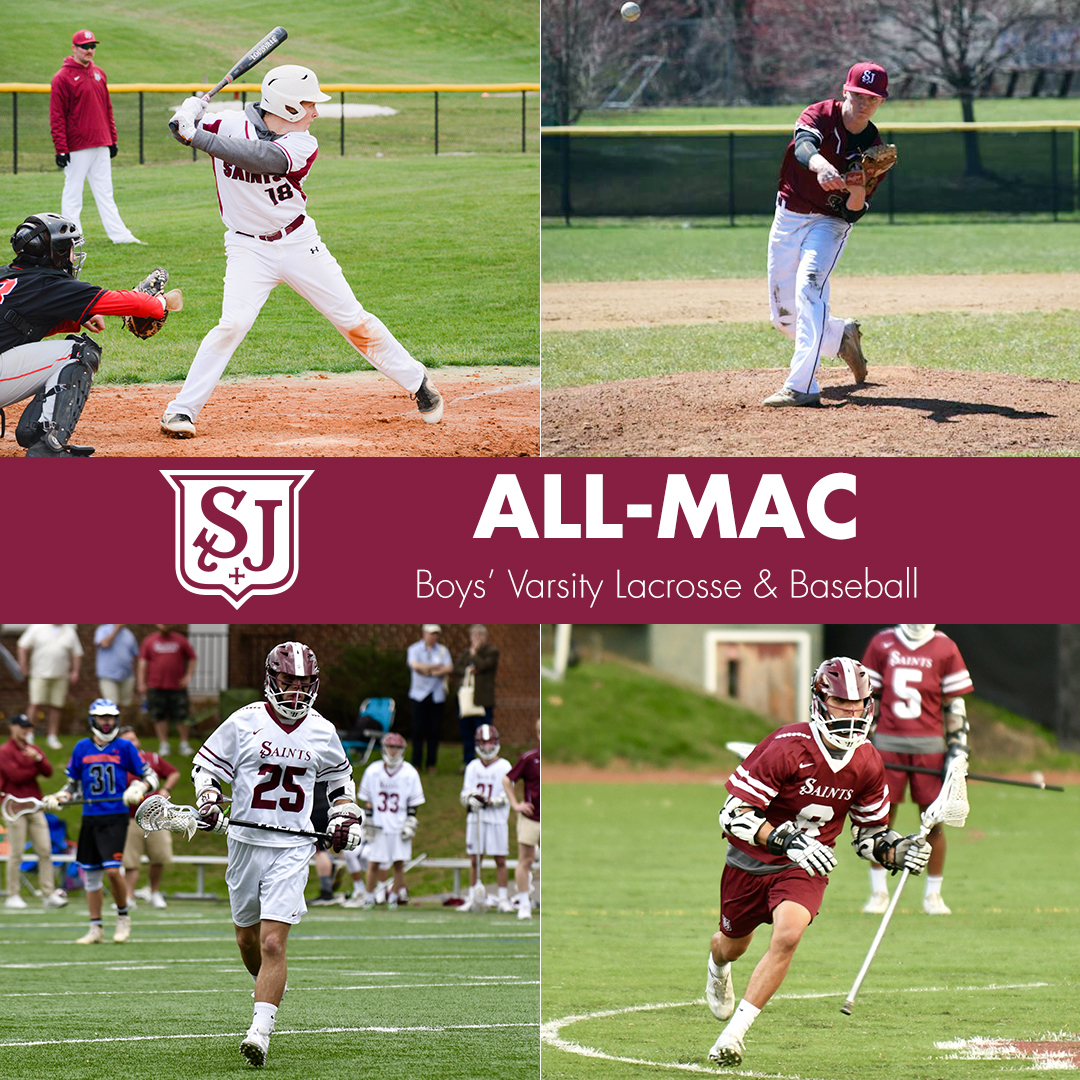 All-MAC honors for baseball and lacrosse