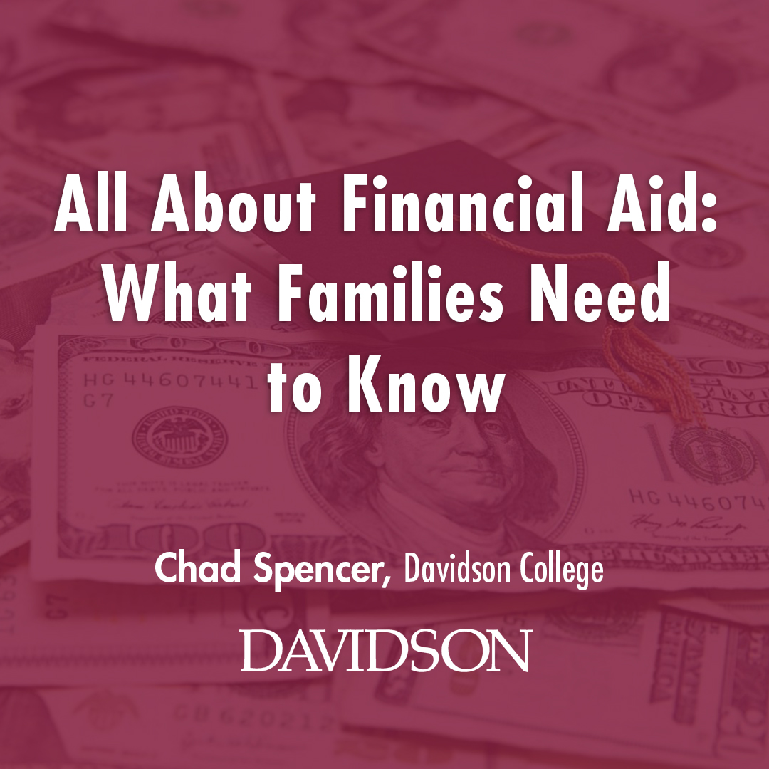 Saint James School College Admissions Series: What Families Need to Know About Financial Aid