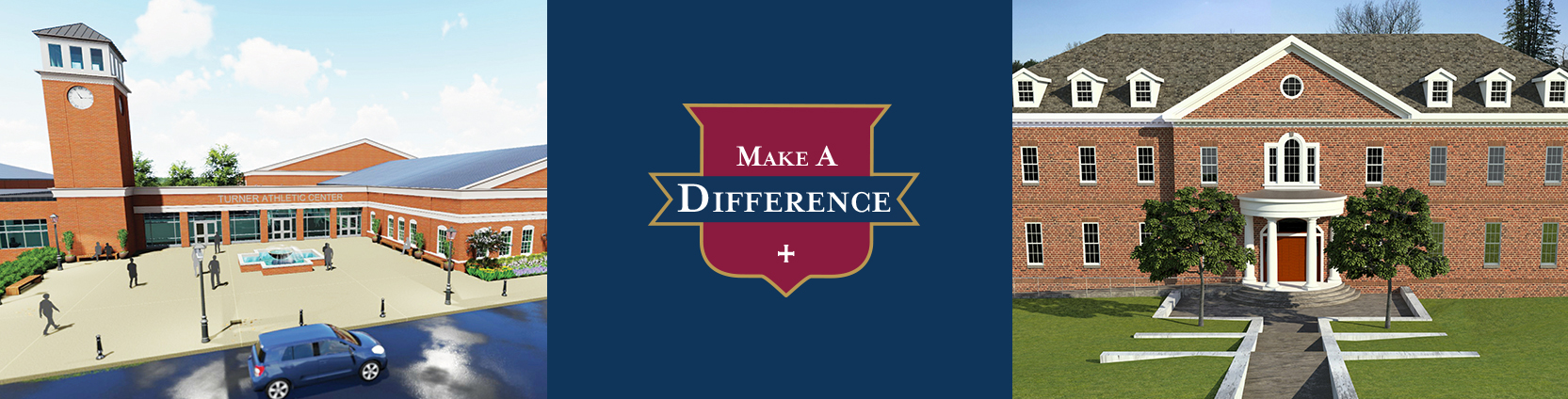 Make a Difference - Capital Campaign for Saint James School