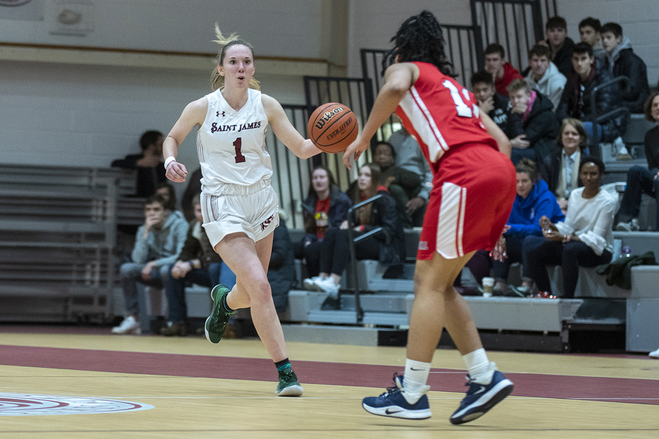 Morgan McMahon '21 Named McDonald's All-American Nominee
