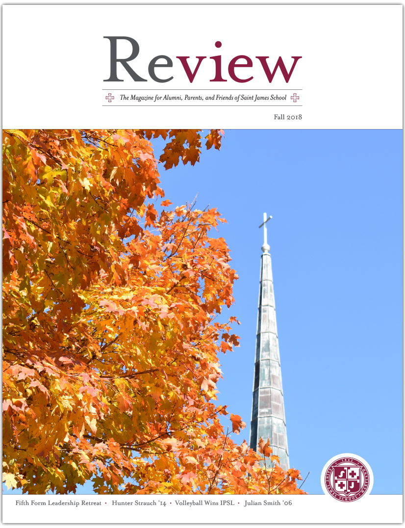 Fall 2018 Review magazine