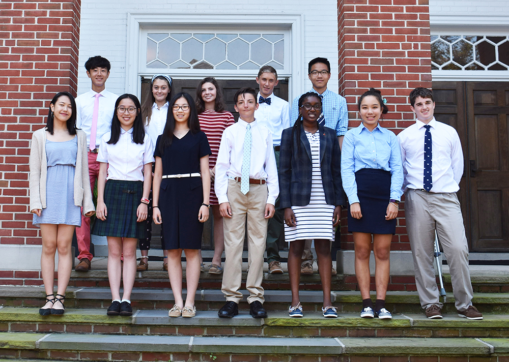 Chapel Choir Welcomes New Choristers
