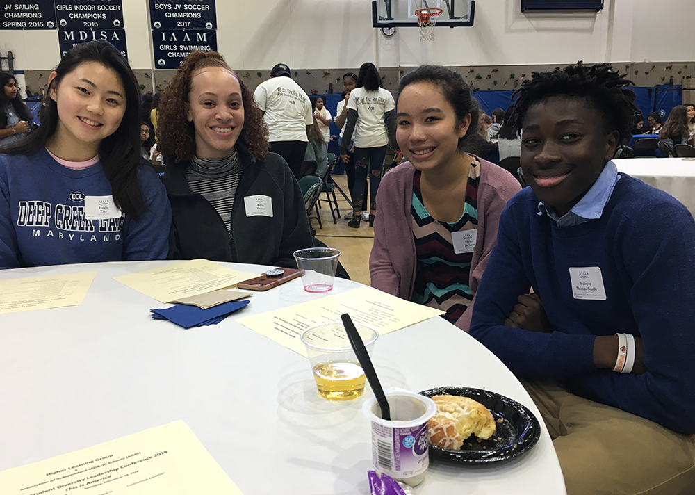 Students Attend Diversity Conference