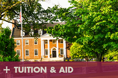 Saint James tuition assistance and financial aid information
