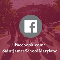Follow Saint James School on Facebook!