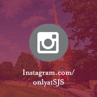 Follow Saint James School on Instagram