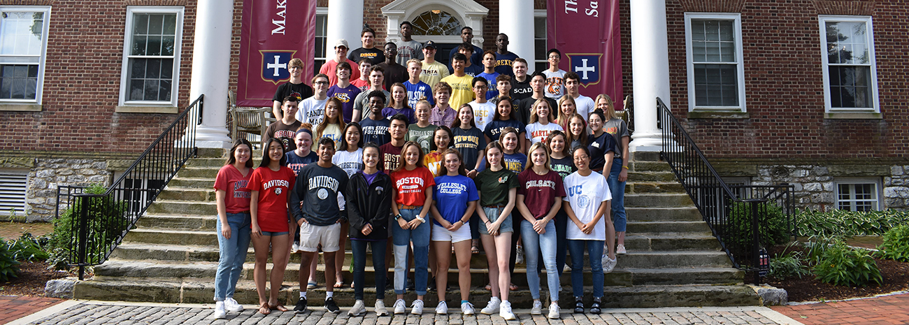Saint James School Class of 2019 Matriculation
