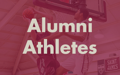 Saint James Alumni Athletes
